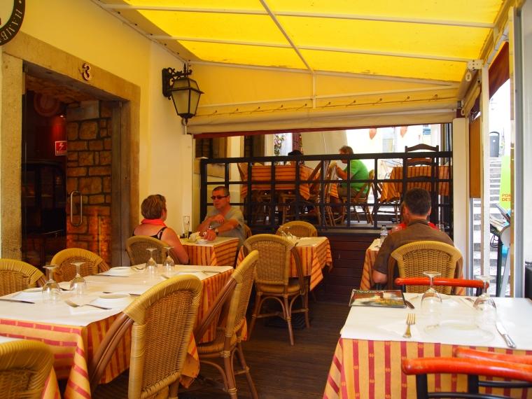 Restaurante Taverna in Centro Historico Sintra