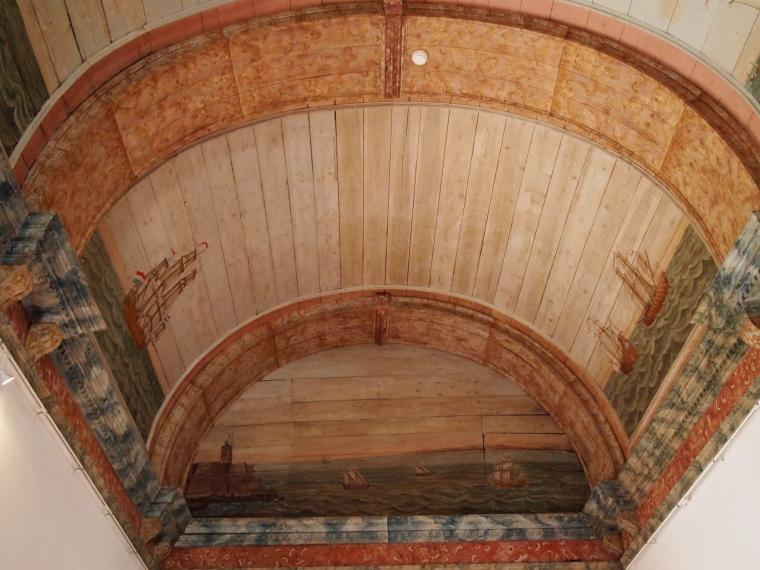 Galleon Room at Palácio Nacional de Sintra