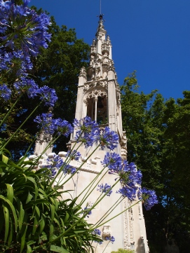 Chapel at Quinta da Regaleira