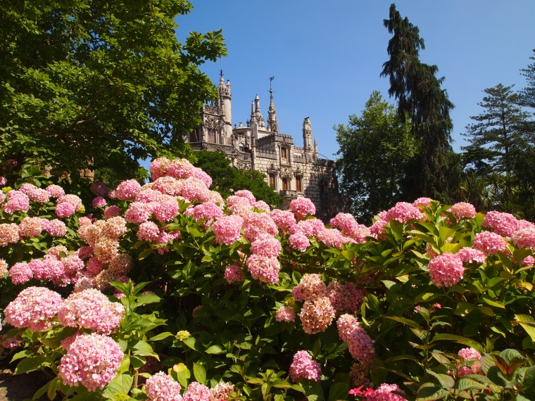 Main House at Quinta da Regaleira