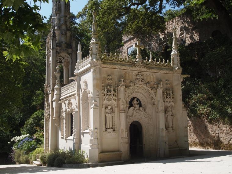 Chapel at Quinta da Regaleira