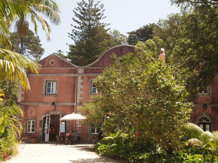 restaurant at Park of Monserrate