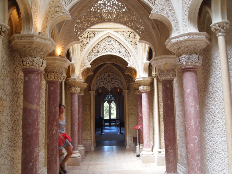 Palace of Monserrate