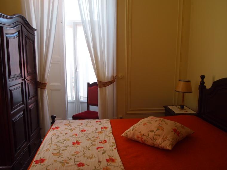 my room at Pensão Londres