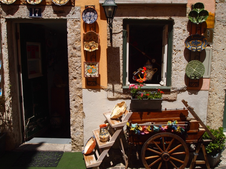 a little shop in the neighborhood