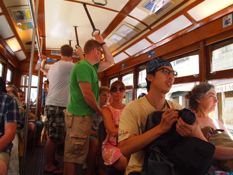 on Vintage Tram 28