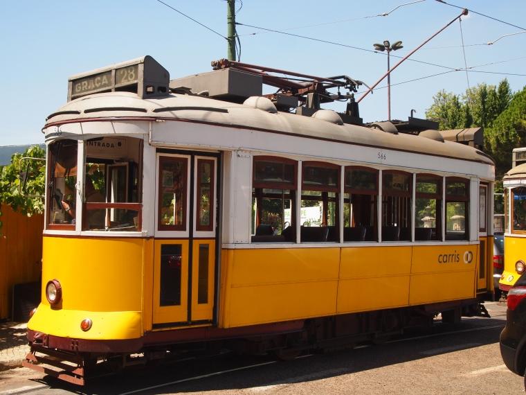 Vintage Tram 28