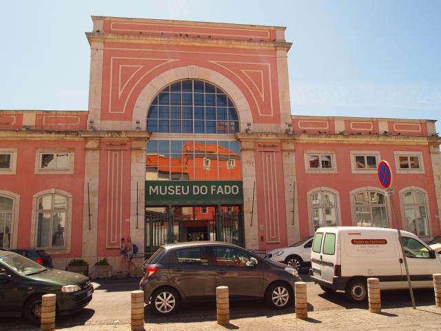 lisbon's museu do fado