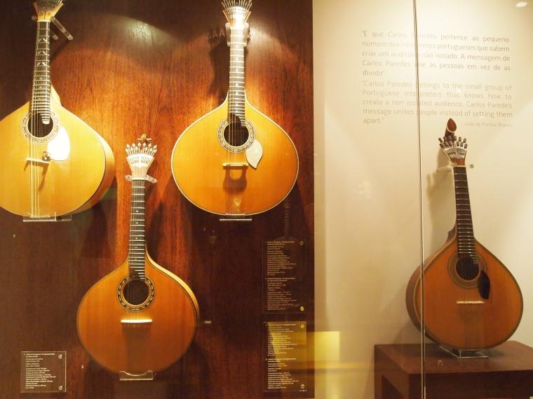 fado guitars