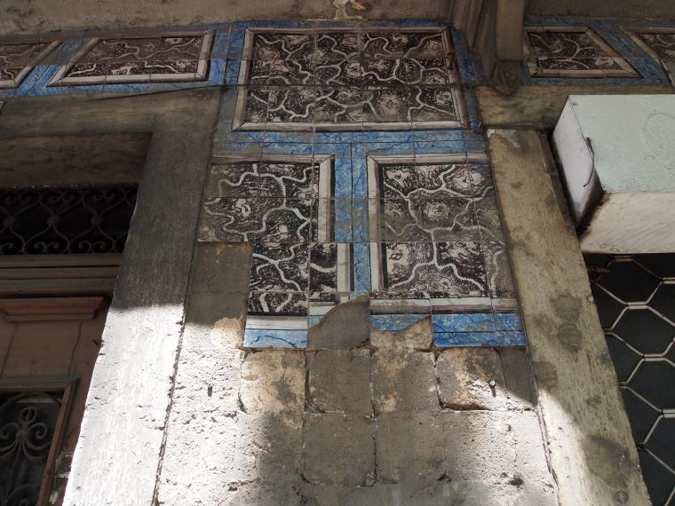 tiles in Bairro Alto