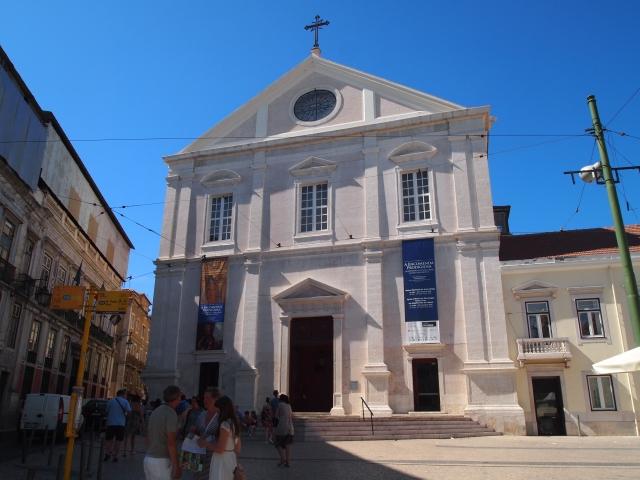 lisbon's igreja & museu de são roque