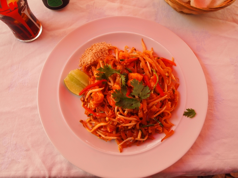 Pad Thai at Bangkok Restaurante