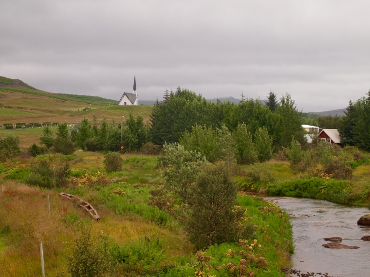another pretty view along The Golden Circle
