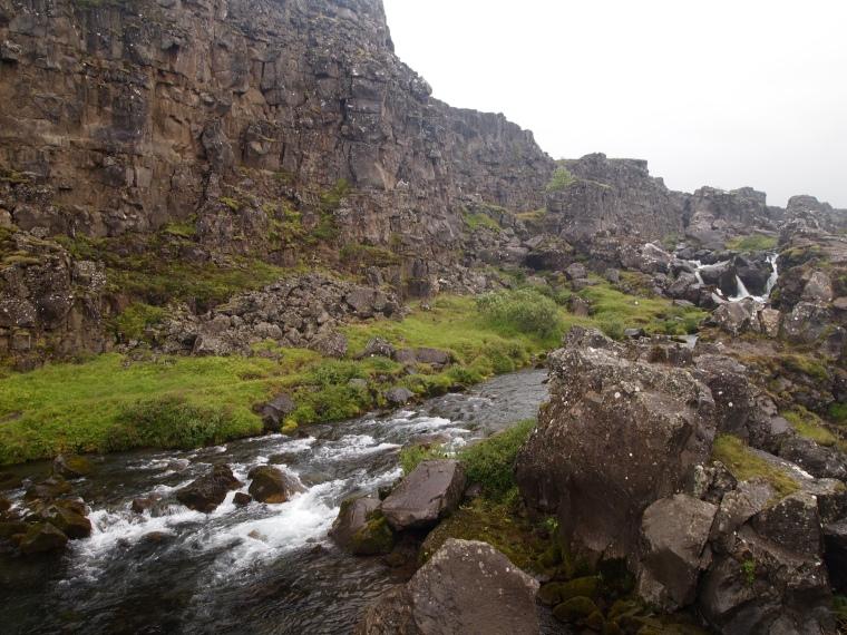 the river Öxará