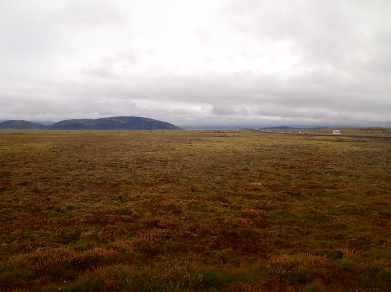 views along The Golden Circle