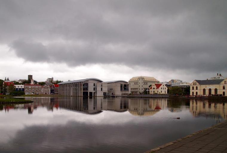 City Hall on Tjörnin