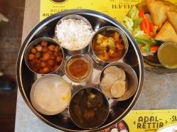 Vegetable Thali