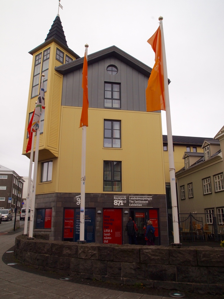 Reykjavík 871±2: The Settlement Exhibition
