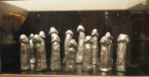 the silver penises of the Icelandic National Handball Team