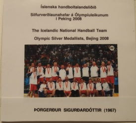 The Icelandic National Handball Team
