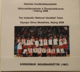 The Icelandic National Handball Team