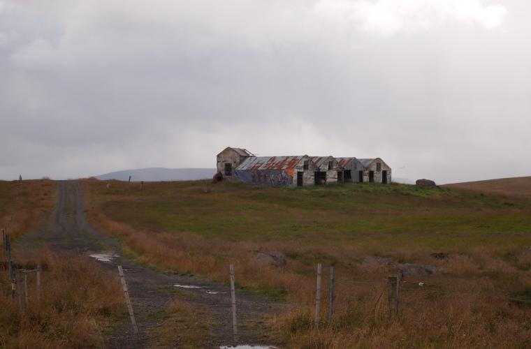 farm north of Reykjavik