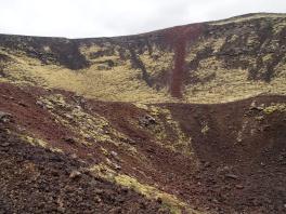 Grábrók Crater