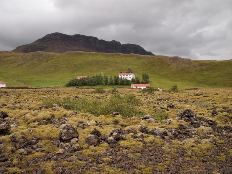 hotel near Grábrók Crater