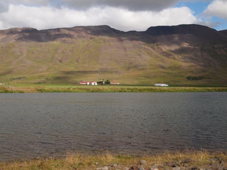 farm across the pond
