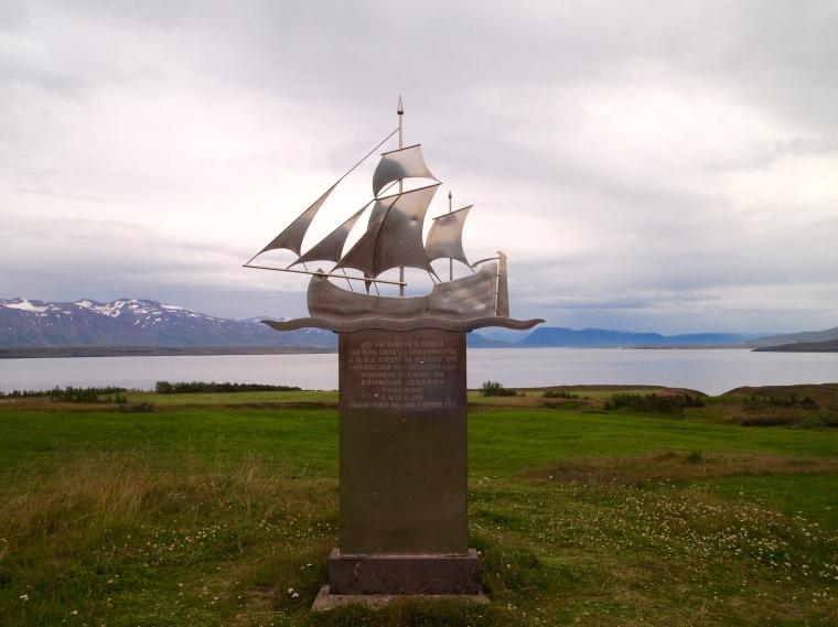 a seafaring memorial
