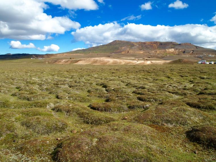 The strange landscape of Leirhnjúkur