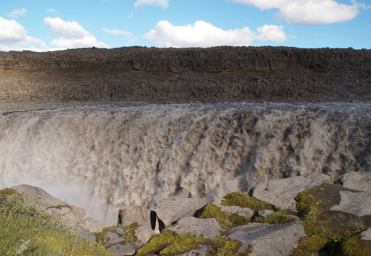 the great and powerful Dettifoss