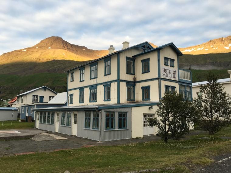 Seyðisfjörður,