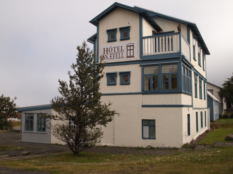 Hotel Snæfell