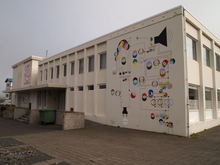 School in Seyðisfjörður
