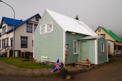 shop in Seyðisfjörður