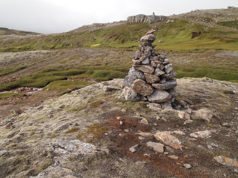 Cairn in Breiðdalur