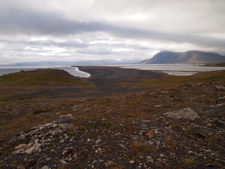 Lón - glacial river valley