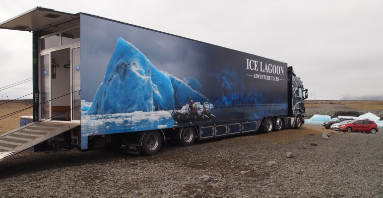 Ice Lagoon Zodiac Boat Tour