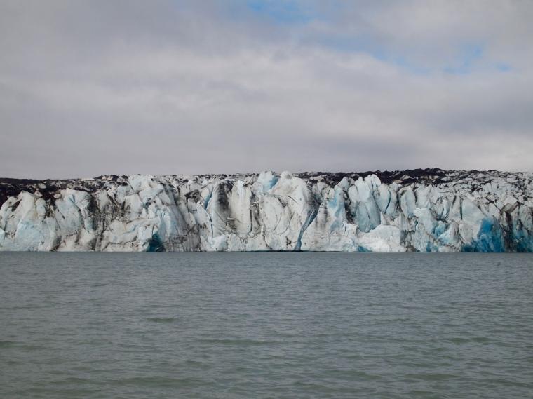 Breiðamerkurjökull glacier