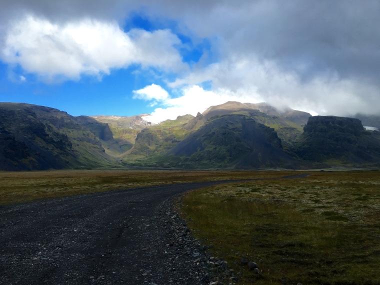 Ring Road views