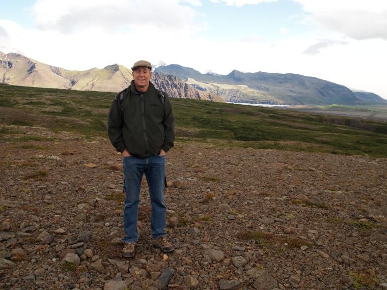 Mike at Sjónarsker