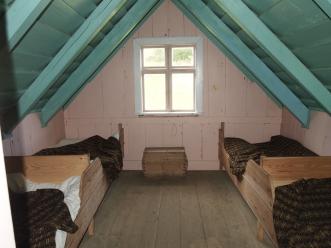 bedroom in Sel
