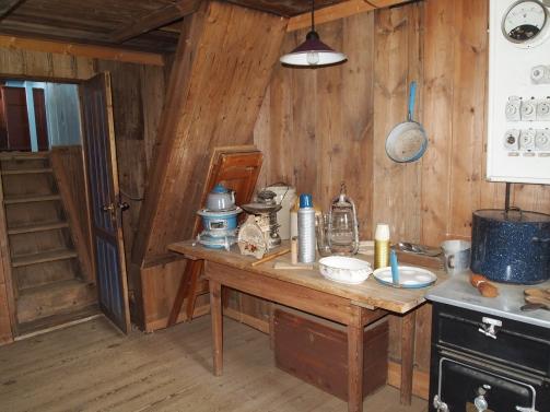 Inside Skal Farm