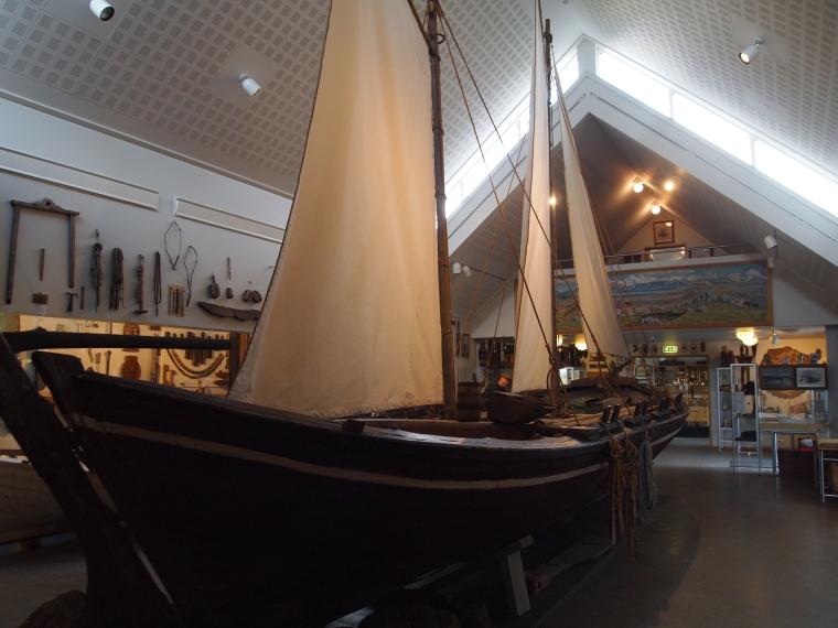 The fishing-boat Pétursey