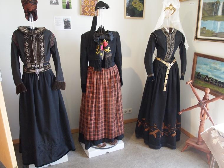 Icelandic dresses
