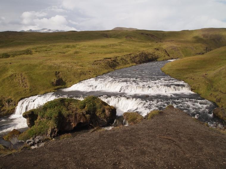 Skógá River