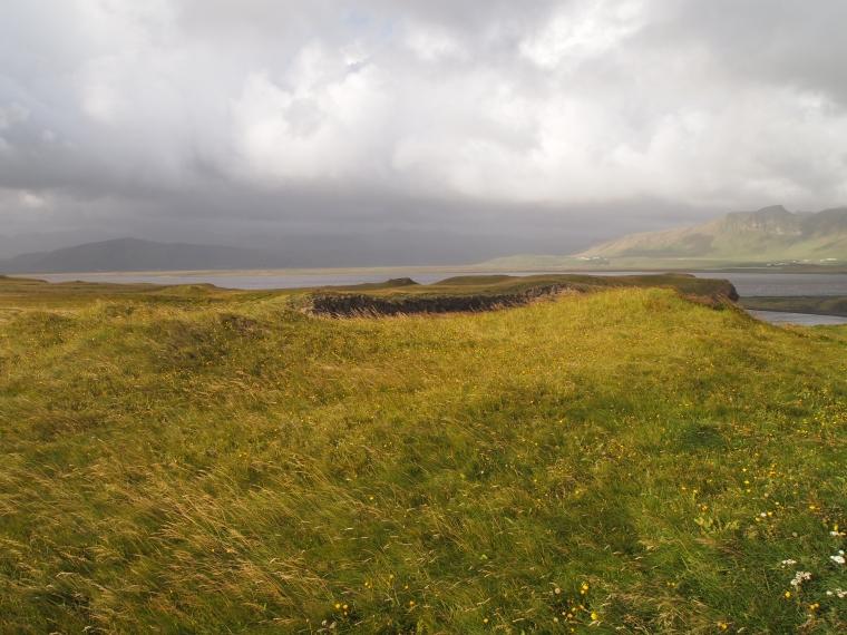 windswept views