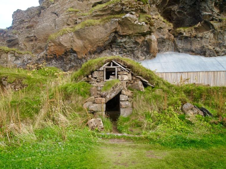 Drangurinn in Drangshlíð