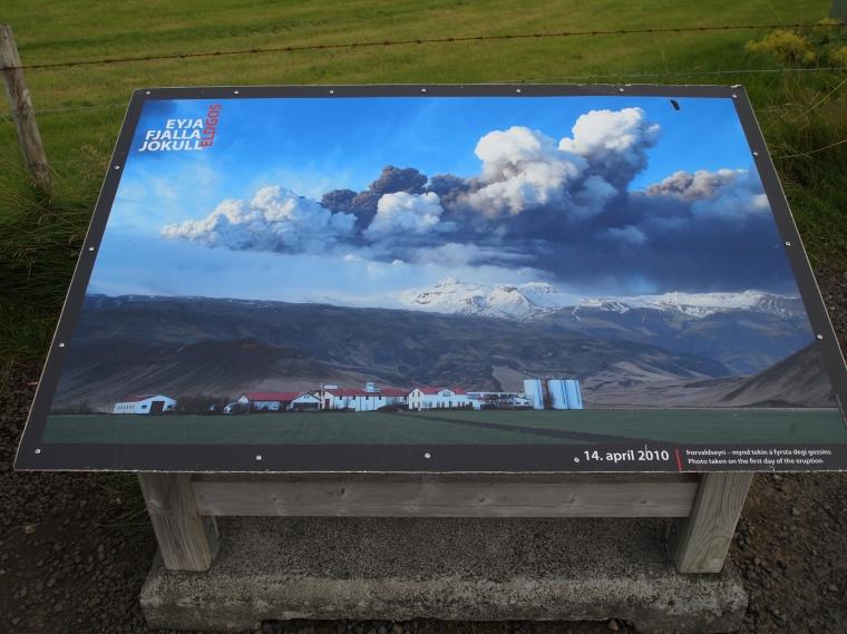 The Eyjafjallajökull eruption